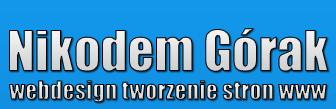 nikodem Górak - tworzenie stron www